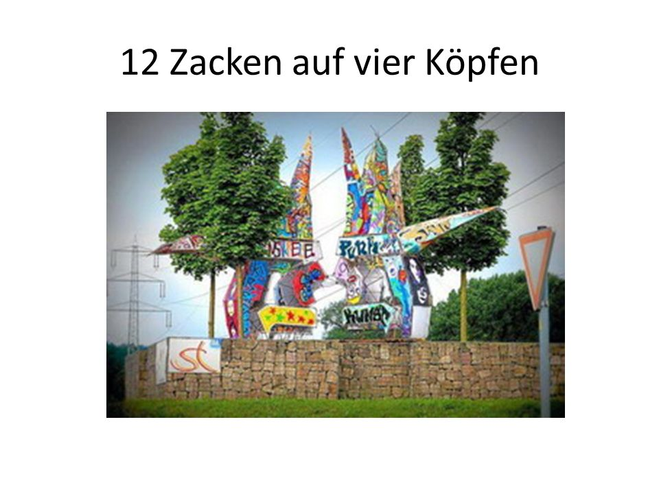 Das neue Projekt : four circles – Partizipationsprojekt für den Öffentlichen Raum im Umfeldd des DA – Kunsthauses des Kreises Steinfurt / Kreisverkehr Hörstel - Gravenhorst