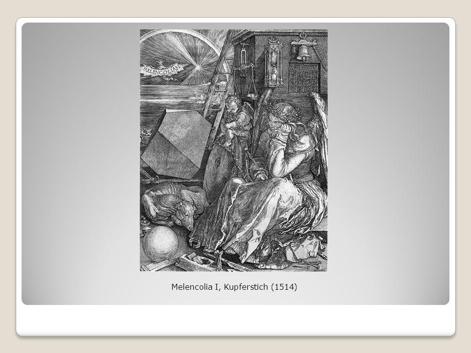 Melencolia I, Kupferstich (1514)