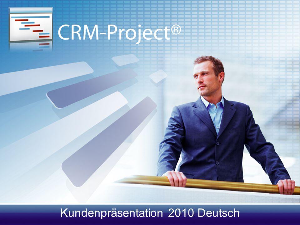 Einordnung von CRM-Project CRM-Project ist das 4.