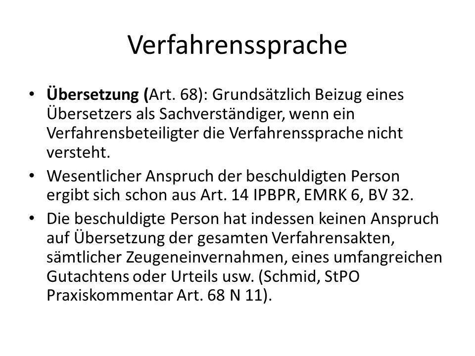 Fristen und Termine (Art.