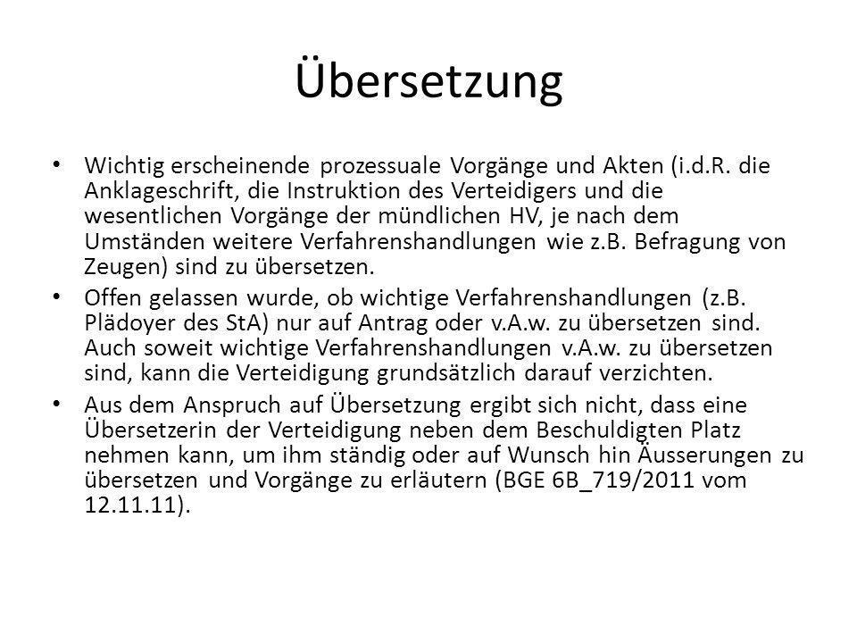 Eröffnung der Entscheide Zustellung (Art.
