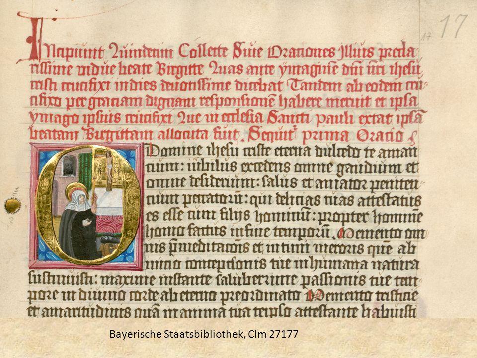 Bayerische Staatsbibliothek, Clm 27177