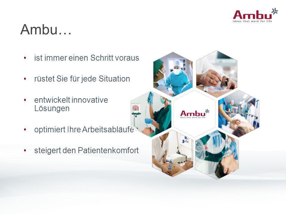 ist immer einen Schritt voraus rüstet Sie für jede Situation entwickelt innovative Lösungen optimiert Ihre Arbeitsabläufe steigert den Patientenkomfor