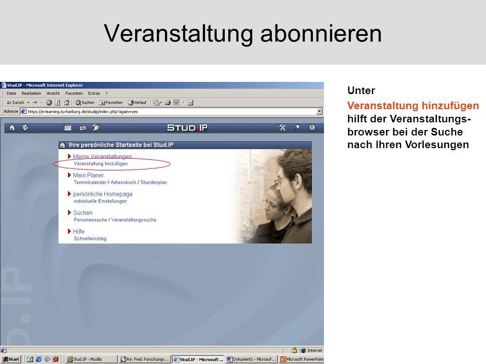 Datei herunterladen Vorlesungsmaterialien können Sie direkt anschauen oder auch herunterladen.