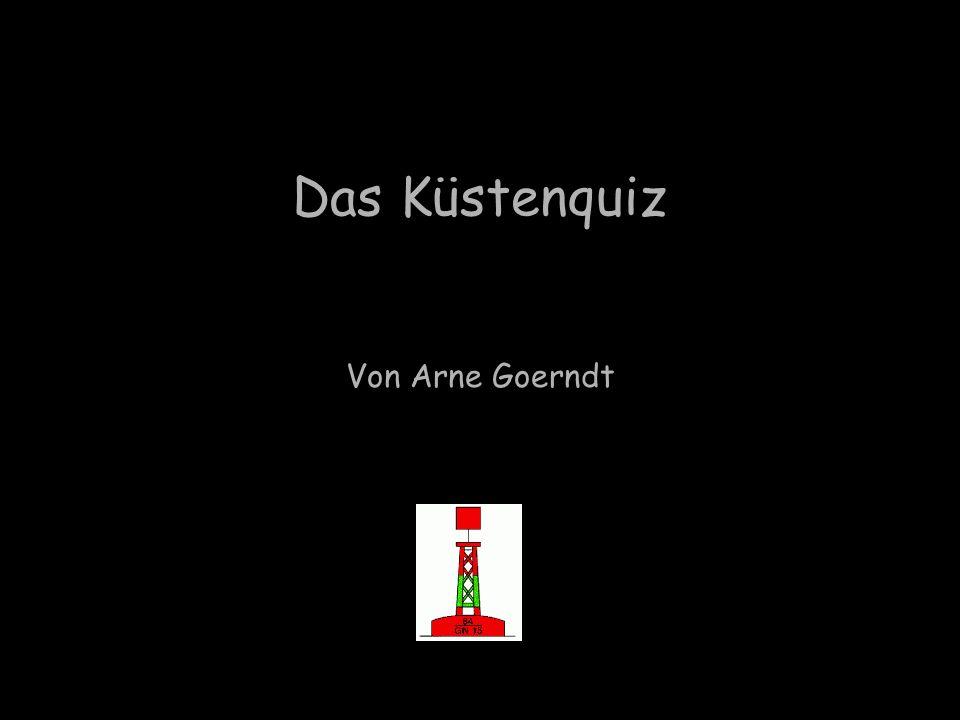Das Küstenquiz Von Arne Goerndt