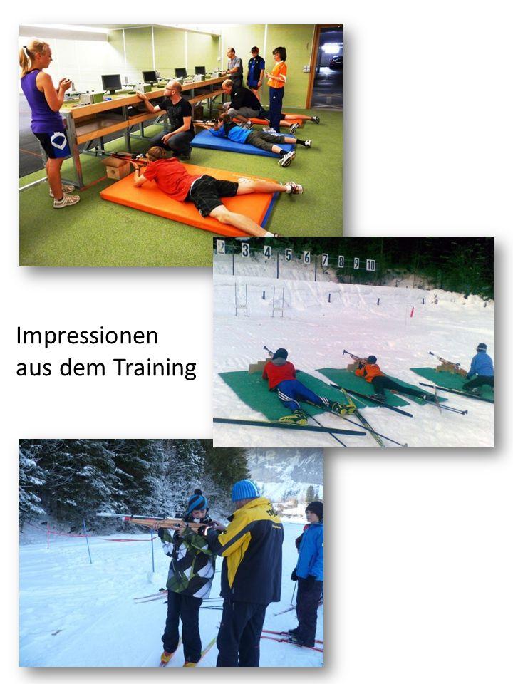 Impressionen aus dem Training