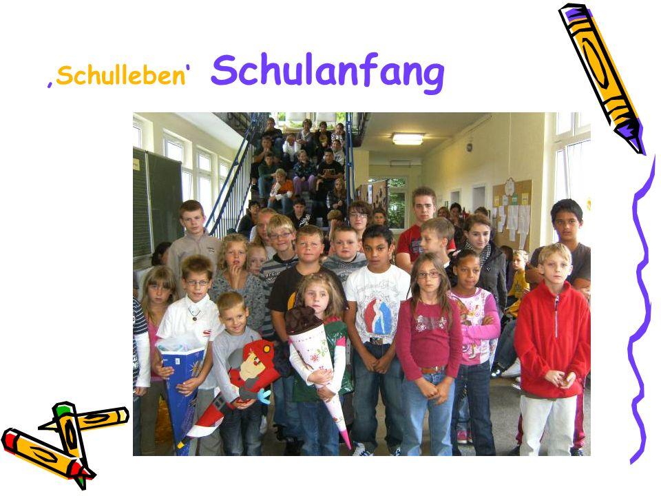 Schubert – Schule Neustadt Was läuft an unserer Schule? Schulleben Gestaltung von Schule als Lebensraum in Verflechtung mit dem schulischen Umfeld Sch