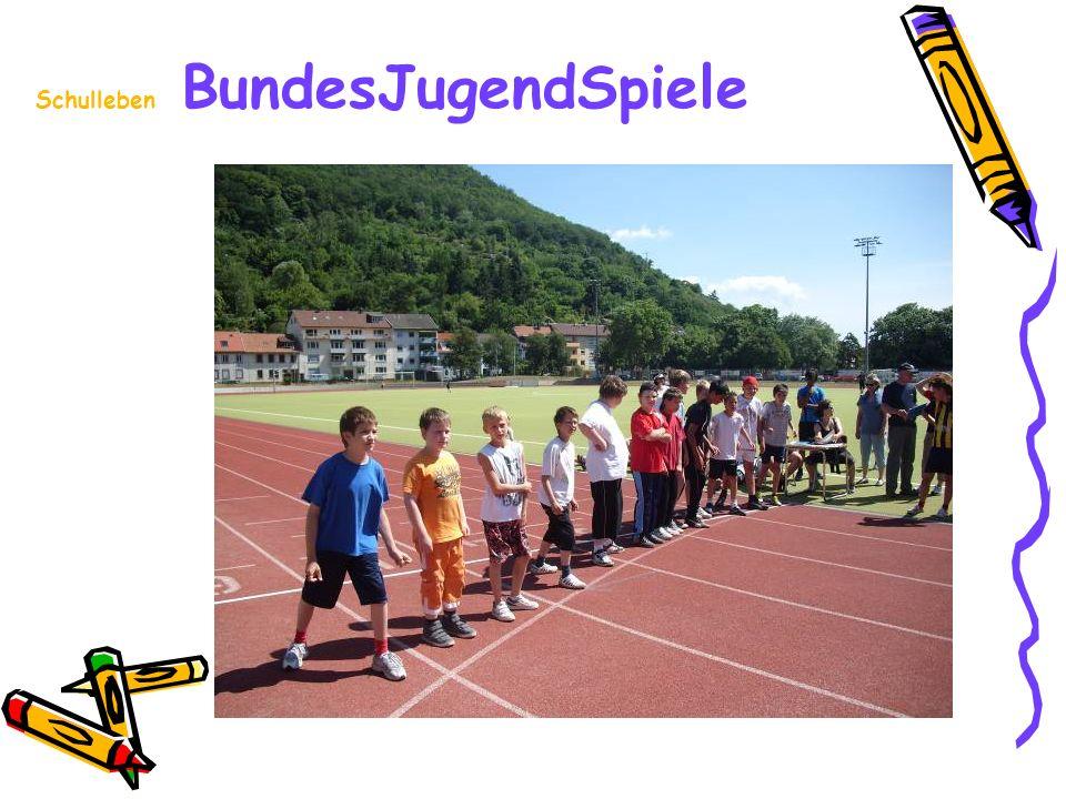 Schulleben BundesJugendSpiele