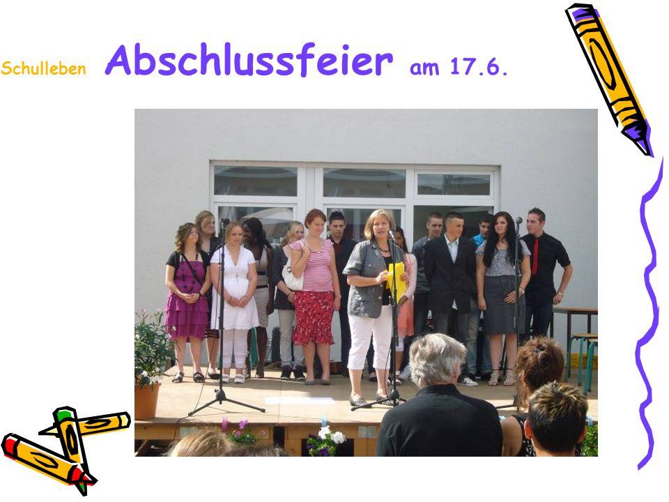 Schulleben Schulwandertag am 15.6.