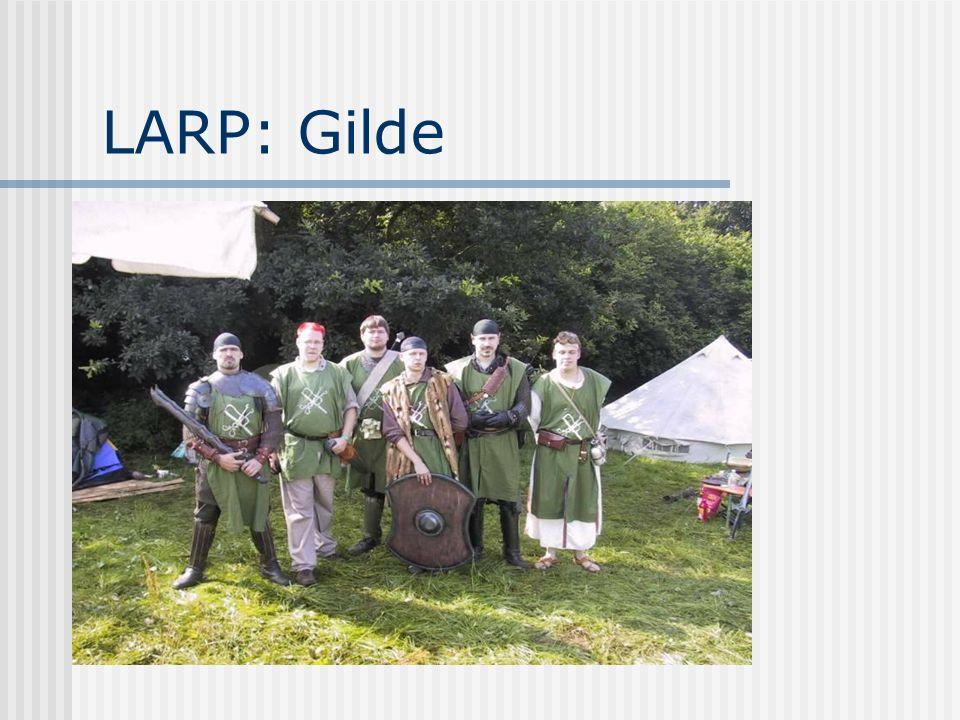 LARP: Gilde