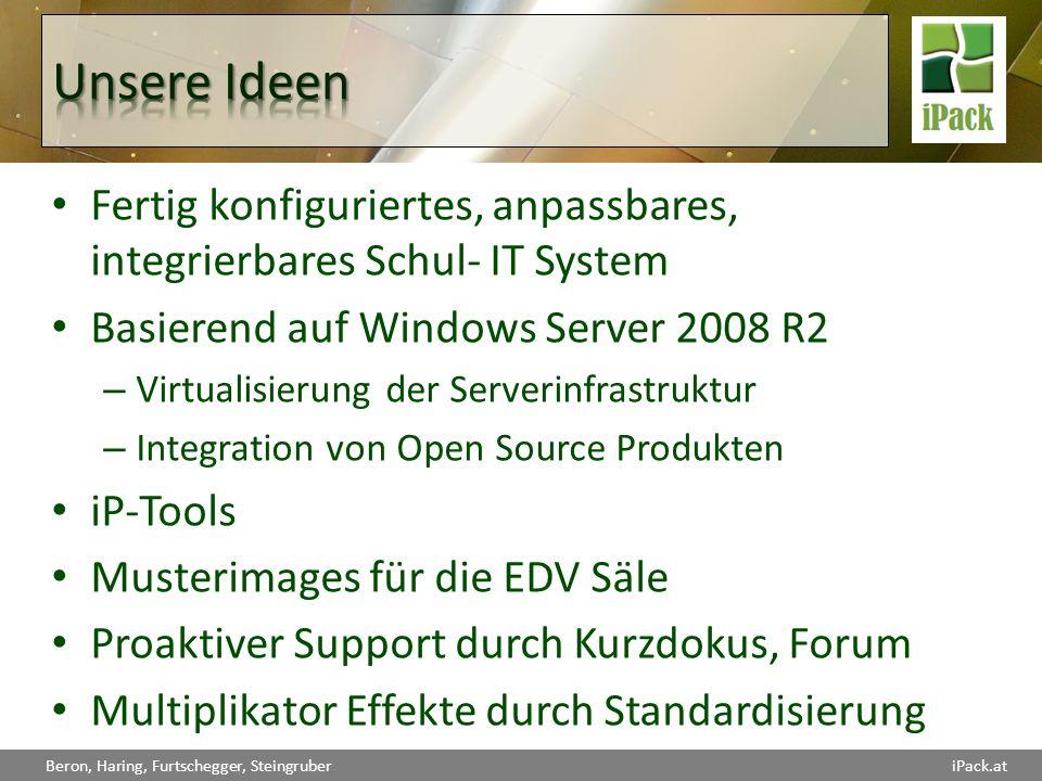 Server iP-Tools Wünsche Server iP-Tools Wünsche