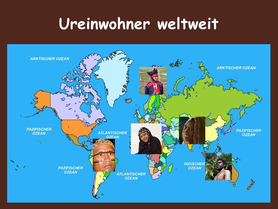Ureinwohner weltweit