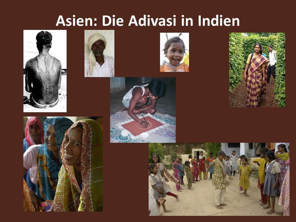 Asien: Die Adivasi in Indien