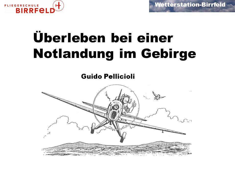 Flugvorbereitung Fluganmeldung Ev.