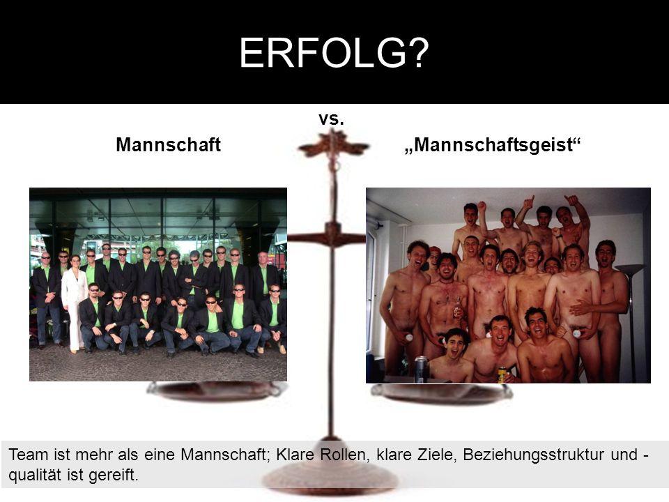 ERFOLG. vs.