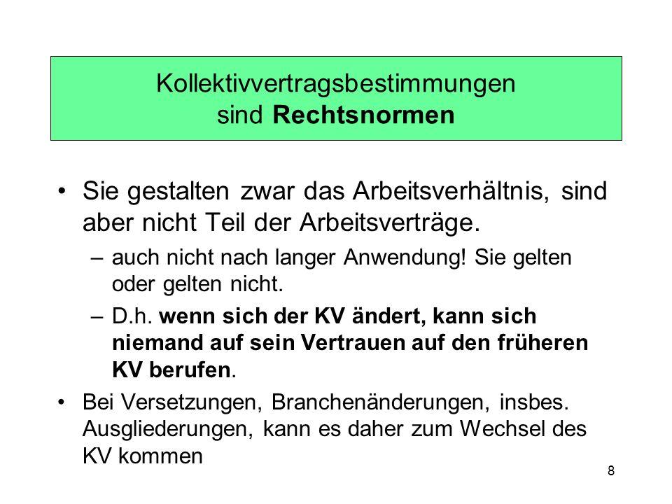 39 Dienstzettel §2 Abs 2 AVRAG: 1.Name und Anschrift des Arbeitgebers, 2.