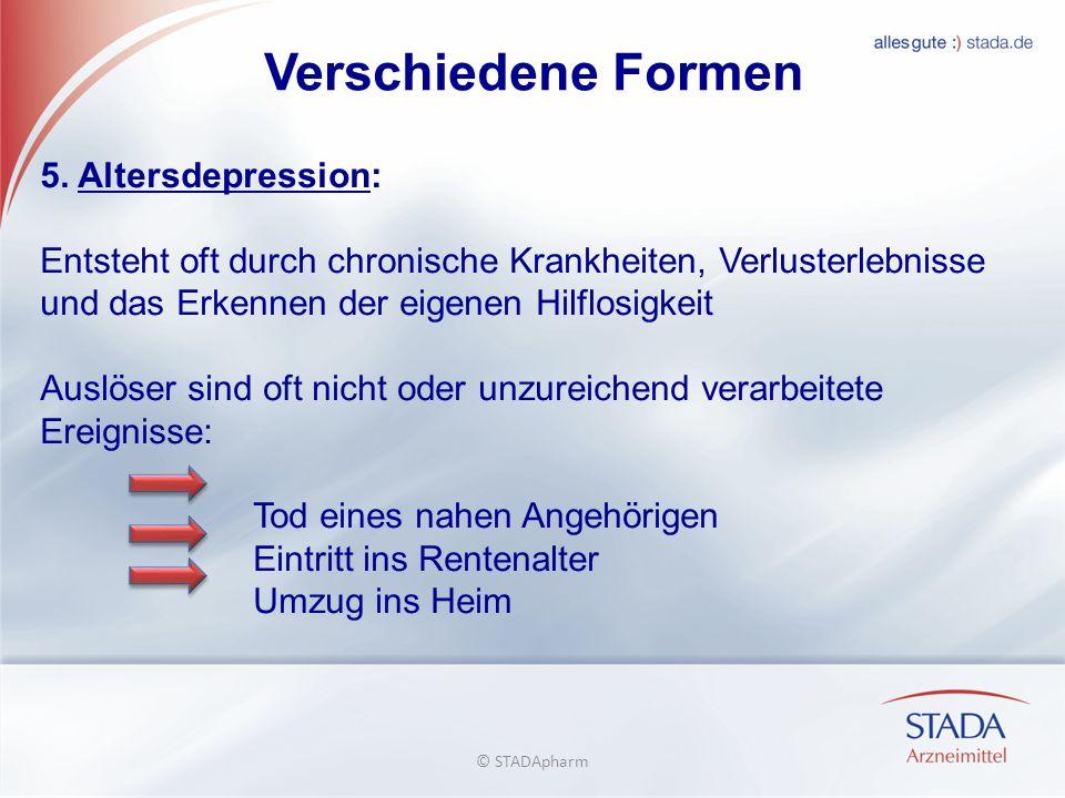 Verschiedene Formen 5.