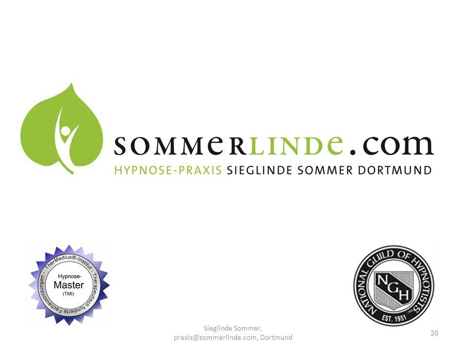 Sieglinde Sommer, praxis@sommerlinde.com, Dortmund 20