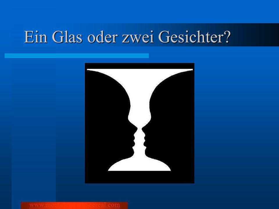 Ein Glas oder zwei Gesichter? www.montalegre-do-cercal.com
