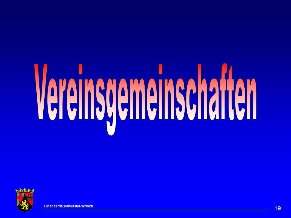 Finanzamt Bernkastel-Wittlich 19