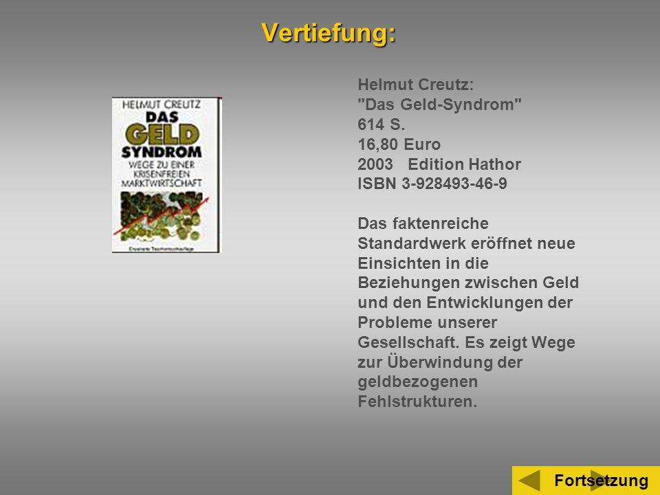 34 Helmut Creutz:
