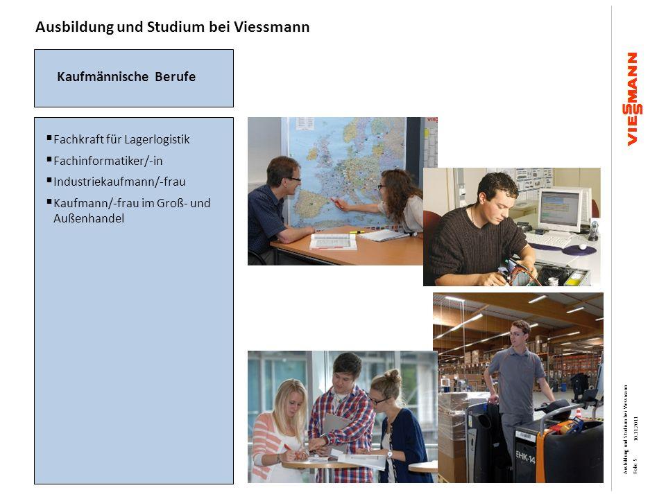 Kaufmännische Berufe Fachkraft für Lagerlogistik Fachinformatiker/-in Industriekaufmann/-frau Kaufmann/-frau im Groß- und Außenhandel Ausbildung und S