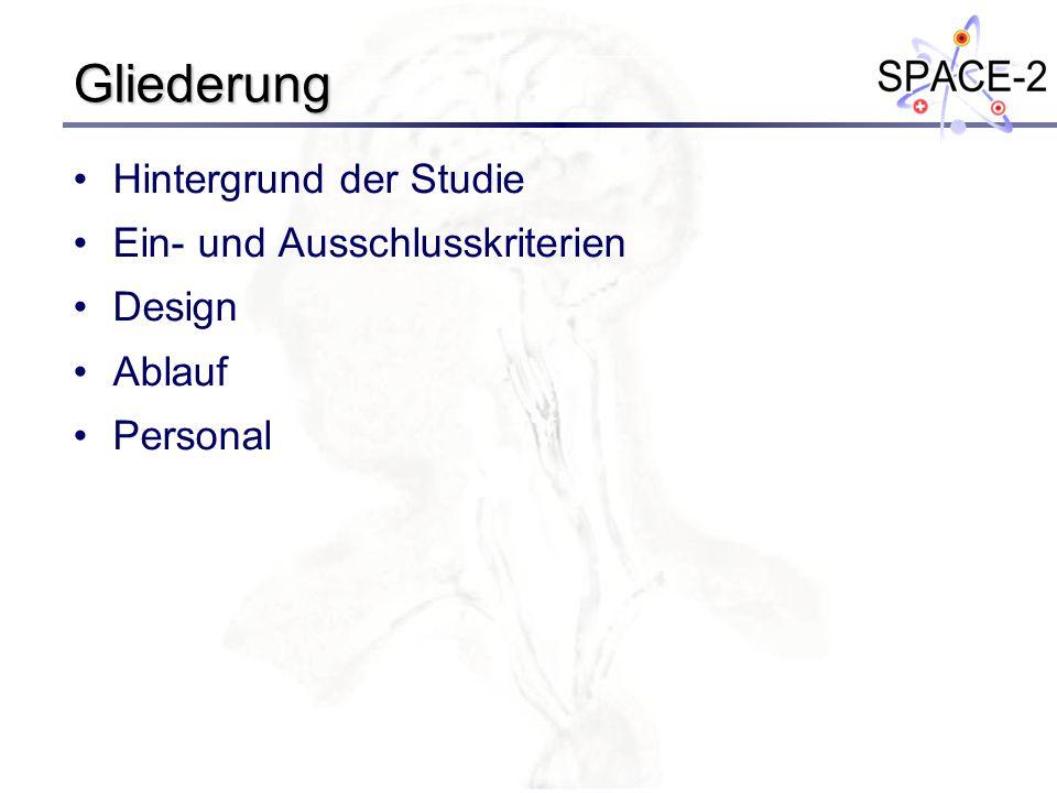 Hintergrund Neurologie Neuro- radiologie Gefäß- chirurgie Erfolgreich etabliertes Netzwerk der SPACE-Studie 1 1: Ringleb PA et al.
