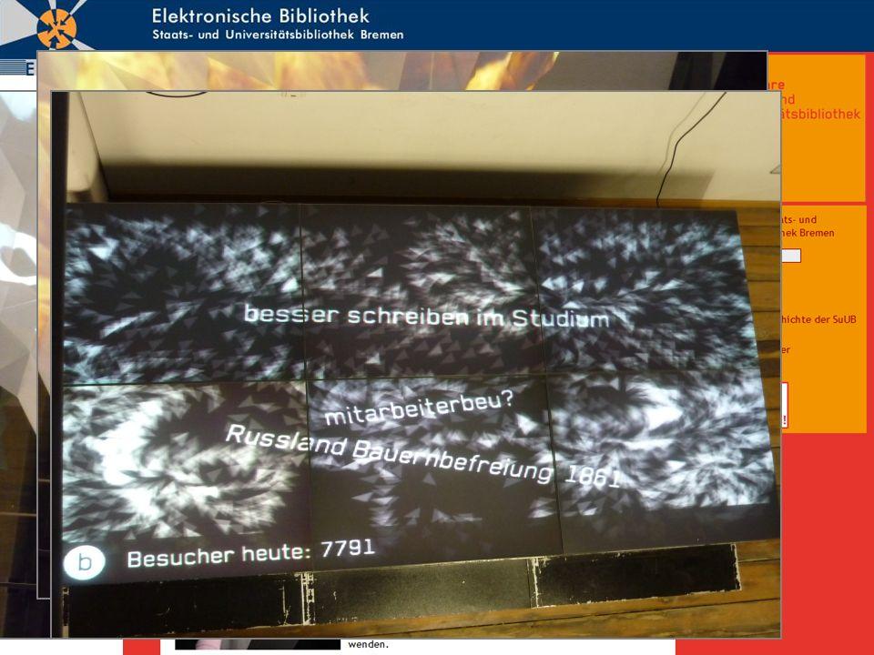 28 // 350 Jahre SuUB Bremen / Wandern im Wissen (16.06. – 31.07.2010)