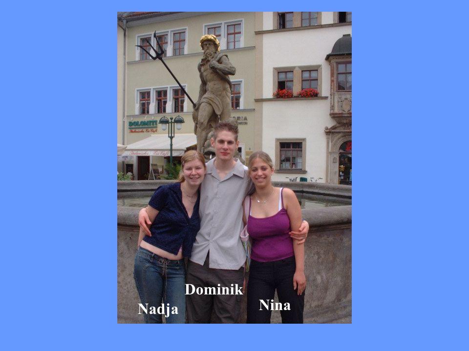 Nadja Dominik Nina