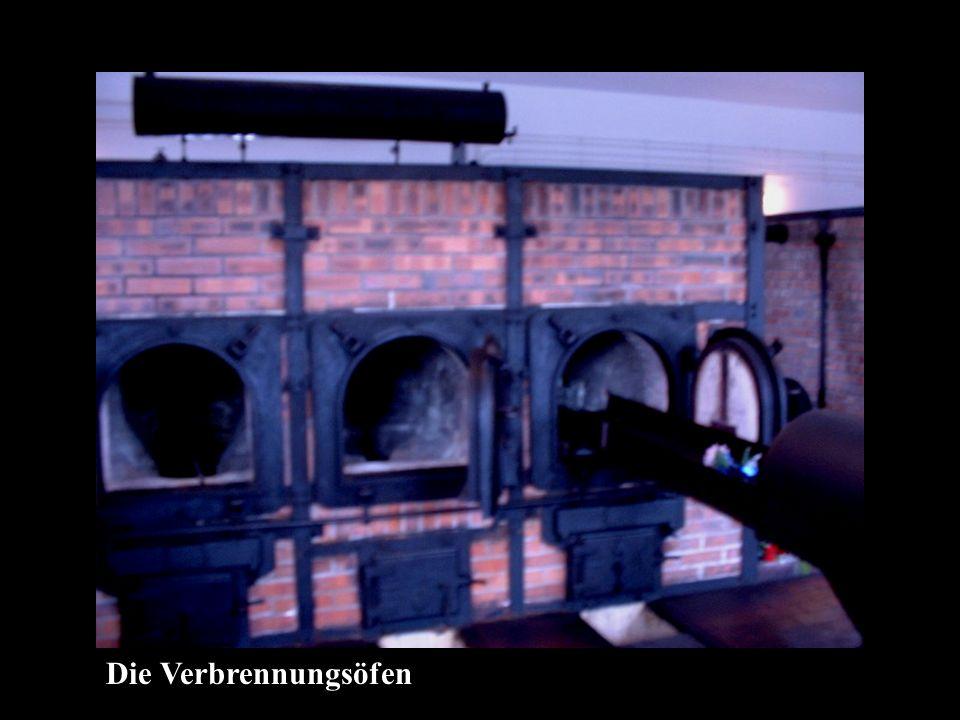 Die Verbrennungsöfen