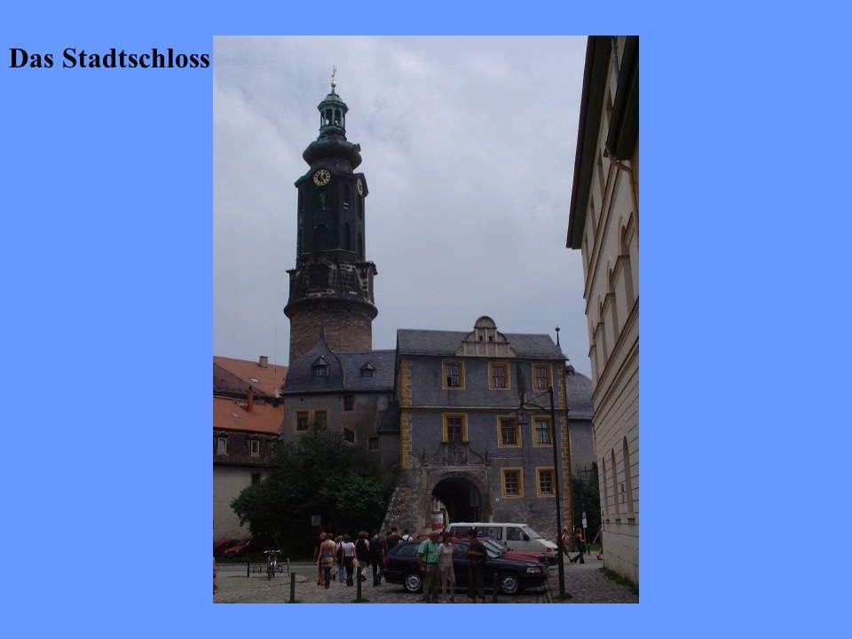 Das Stadtschloss
