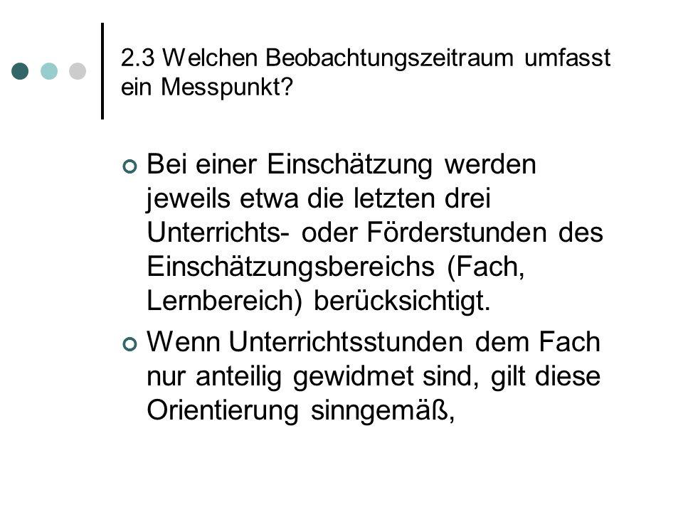 2.4 Skalenstruktur und Überblick über die Items Bipolare Ratingskalen 6.