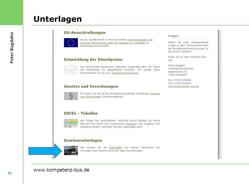 Unterlagen 11 www.kompetenz-bus.de