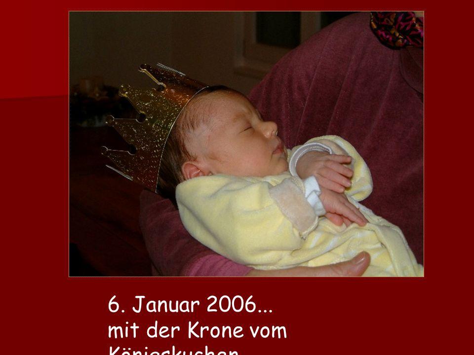 16. Dezember 2006... genau ein Jahr alt!