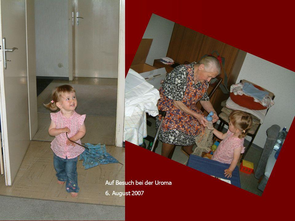7. Januar 2007... wieder mit der Königskrone.