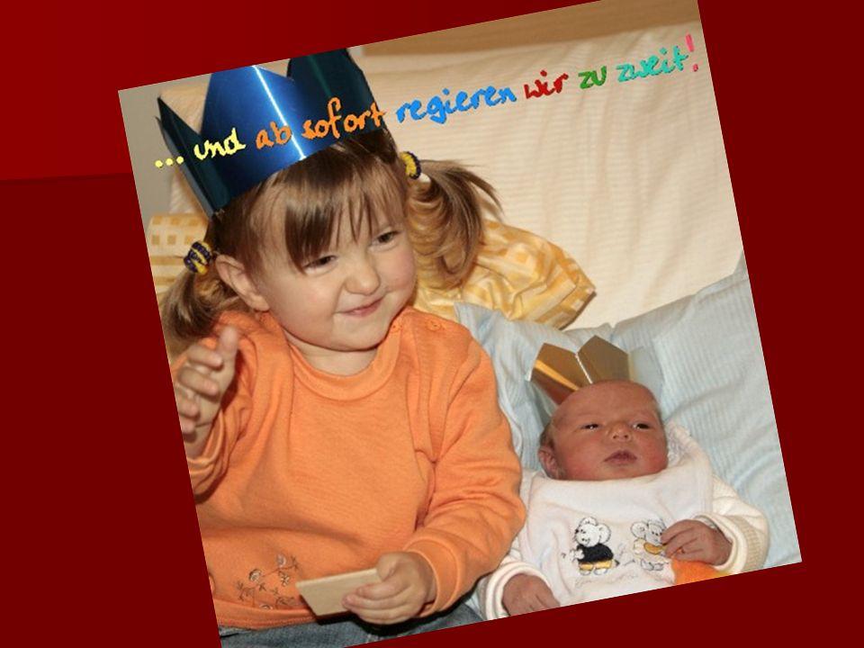 13. November 2007... die Geburt von Olivia