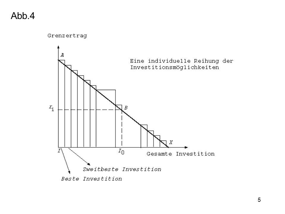 26 Kritik: interner Zins a) diskontiert nicht zu den Opportunitätskosten des Kapitals Reinvestitionsratenannahme b) nimmt implizit an, der Zeitwert des Geldes sei gleich Interner Zins: Reinvestitionsratenannahme (Verletzt somit auch Fishers Separation Theorem) Wertadditivitätsprinzip c) Kann gezeigt werden, verletzt Wertadditivitätsprinzip (Prinzip: Wert des Ganzen ist gleich Summe der Teile) d) Mehrfacher Interner Zinsfuß möglich Folge: DCF ist das einzig vertretbare Verfahren zur Wahl von Projekten zur Maximierung des Wohlstands des Eigners.