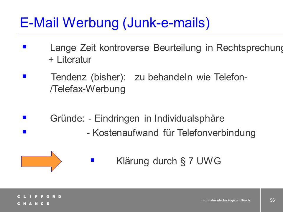 Informationstechnologie und Recht 54 [...] (5)Das Angebot und die Erbringung von Teleme- dien durch einen Diensteanbieter, der in einem anderen Staat