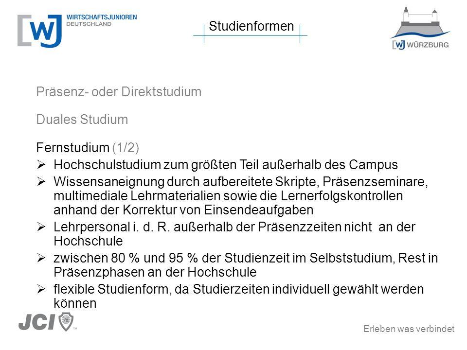 Erleben was verbindet Studiengänge in Mainfranken Hochschule für angewandte Wissenschaften, Fachhochschule Aschaffenburg (1/3) Fakultäten Ingenieurswissenschaften Wirtschaft und Recht