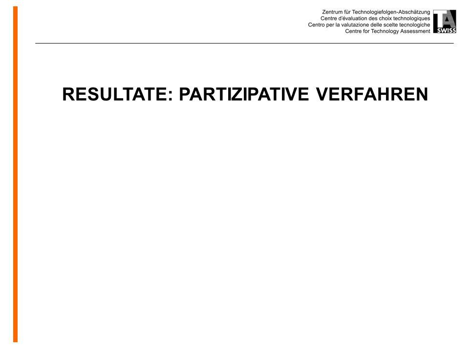 www.oeko.de RESULTATE: PARTIZIPATIVE VERFAHREN