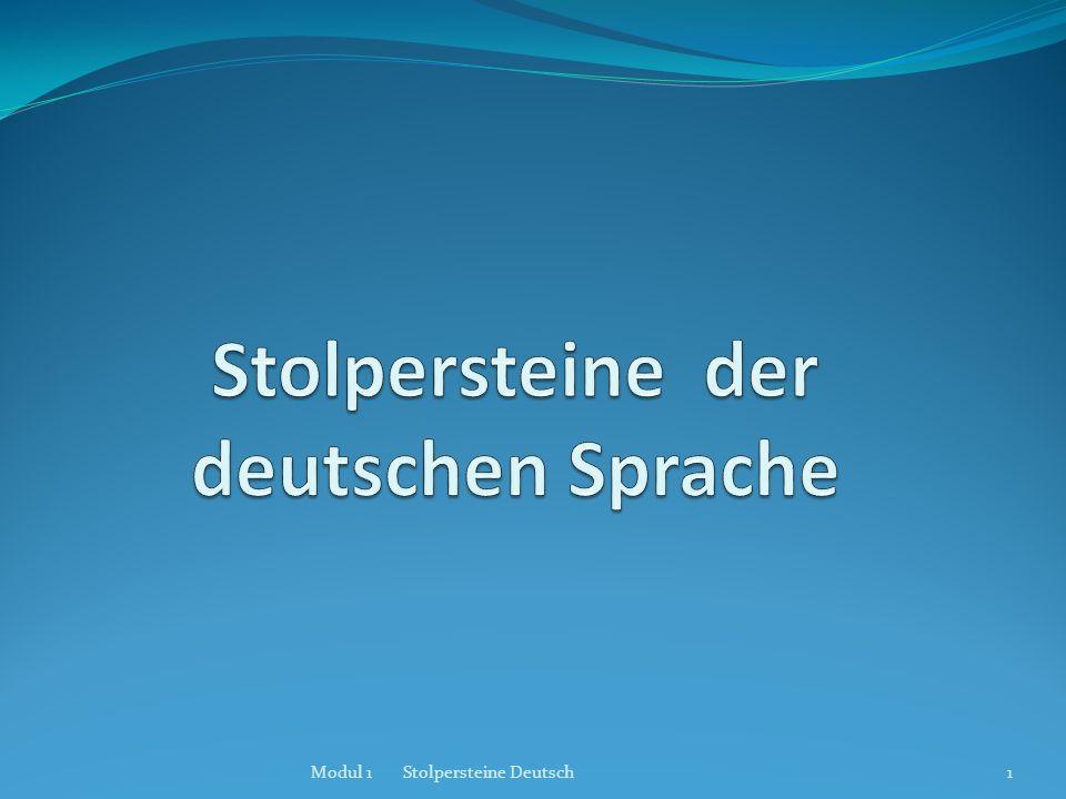 Modul 1 Stolpersteine Deutsch1