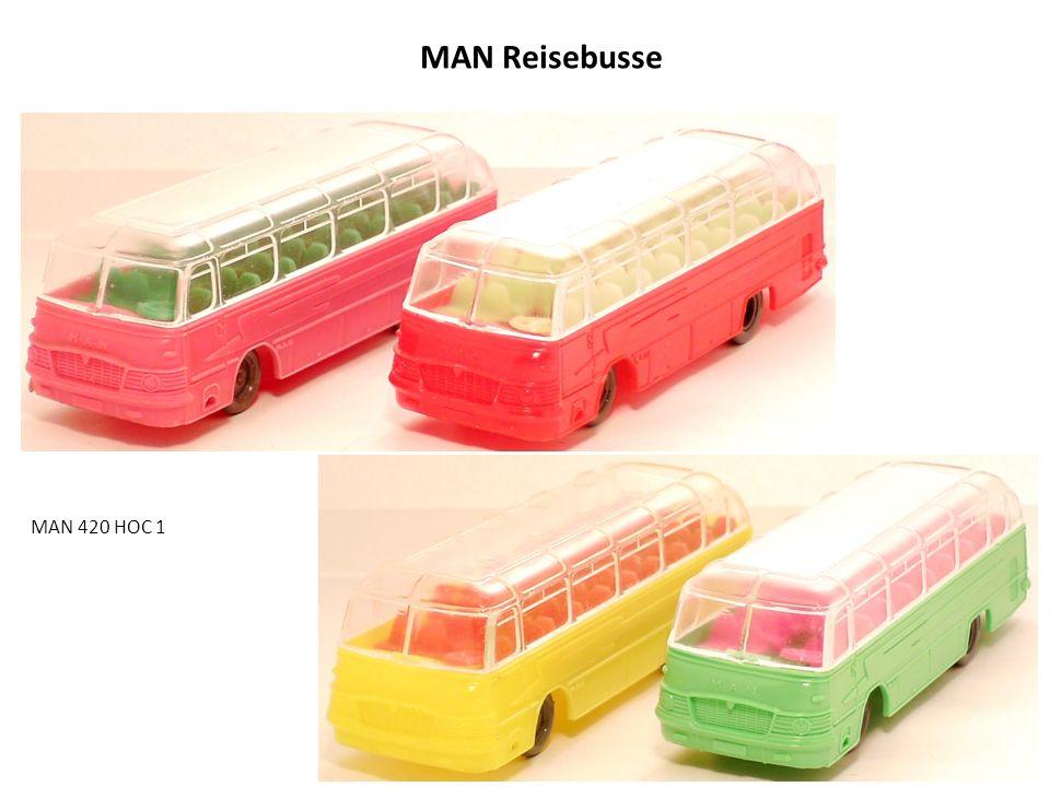 MAN Reisebusse MAN 420 HOC 1