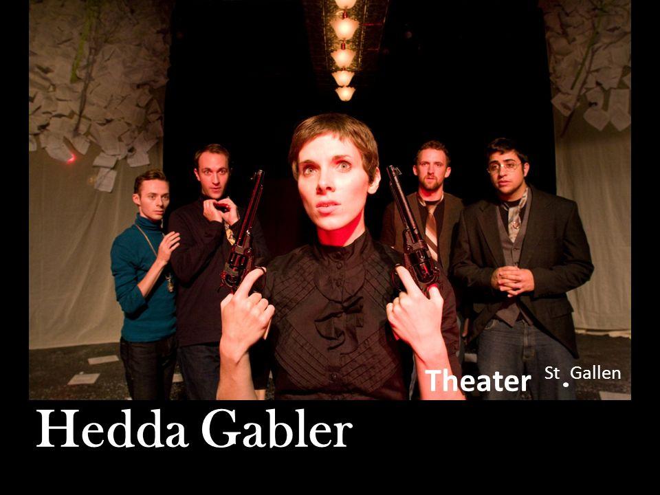 Theater St Gallen Hedda Gabler