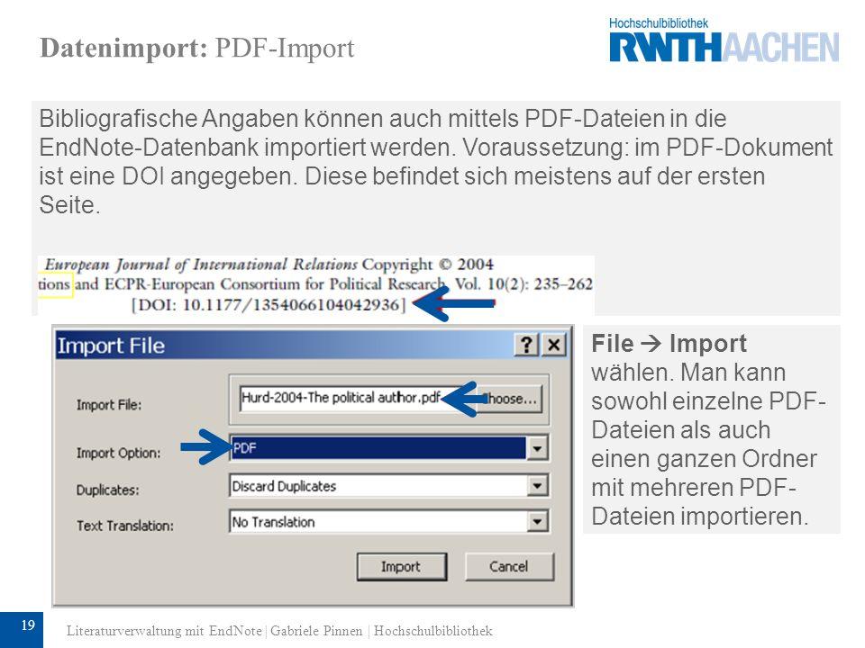 20 PDF-Bearbeitung Der Reiter Attached PDF zeigt den Inhalt angehängter PDF-Dateien an und ermöglicht es, Kommentare hinzuzufügen, Text hervorzuheben, die PDF-Datei zu durchblättern und zu drucken.