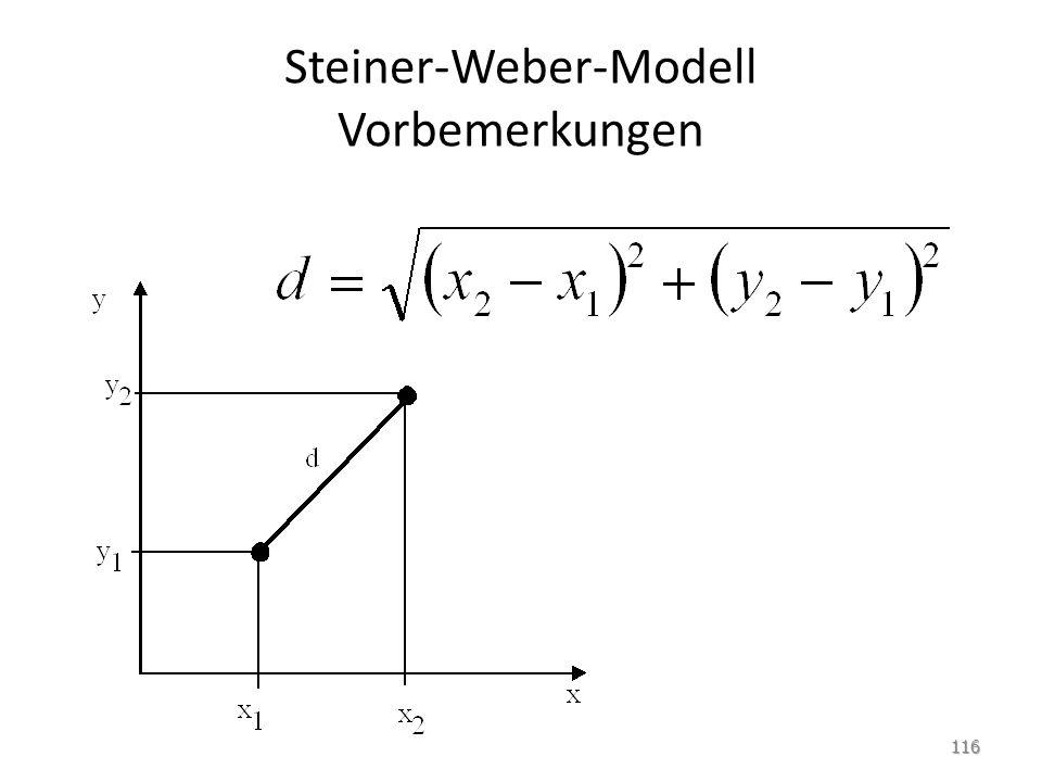 Steiner-Weber-Modell Vorbemerkungen 116