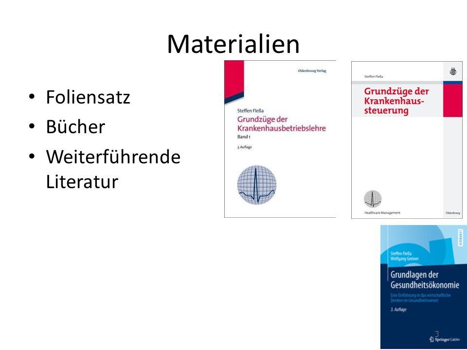 Materialien Foliensatz Bücher Weiterführende Literatur 3