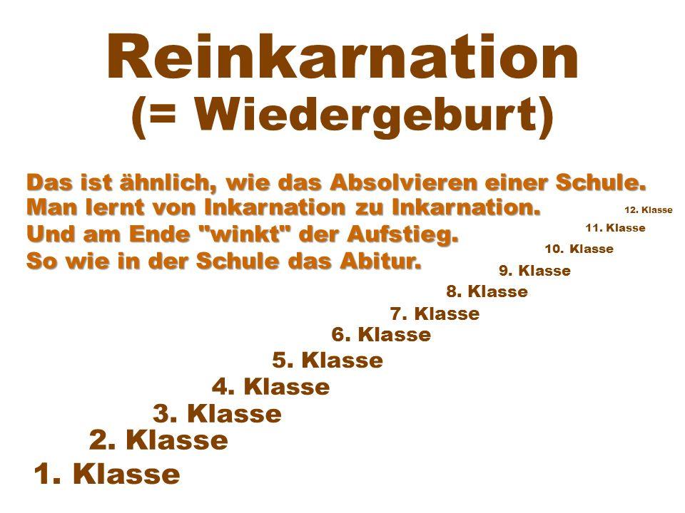 Reinkarnation 0 500 1.000 - 1.000- 2.000 -500-1.5001.500 2.000 87-16 62 Jahre antikes Rom 427-347 80 Jahre antikes Griechenland 1145-1191 46 Jahre 3.