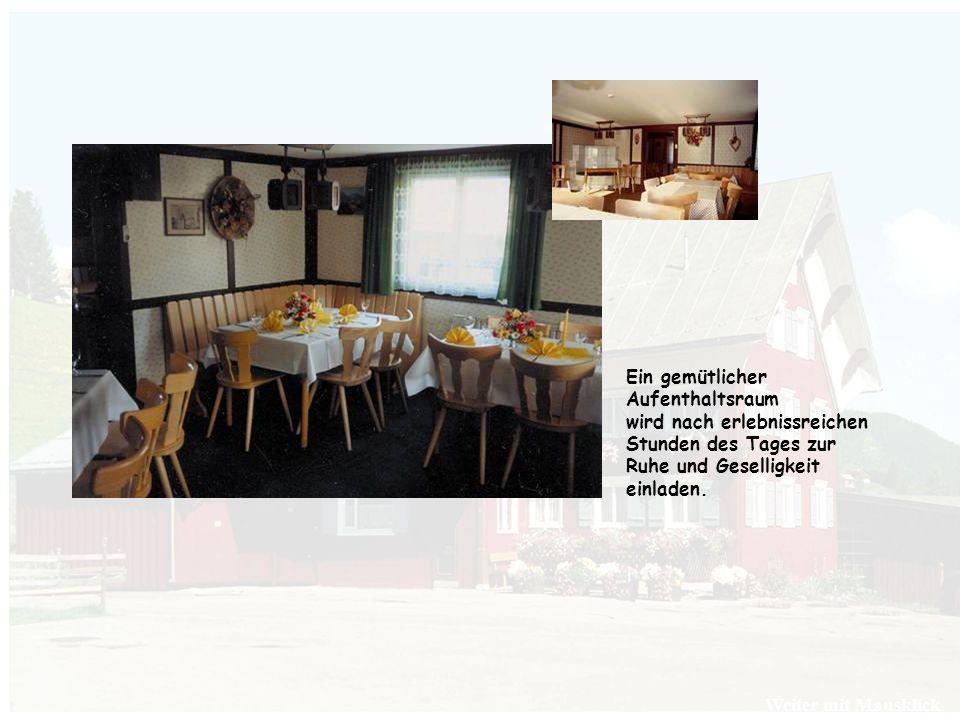 SC-Stammheim Gästehaus Hirschegg Geniessen Sie im Sommer wie im Winter eine reizvolle Landschaft der Berge; zentral im Kleinwalsertal gelegen sind wir