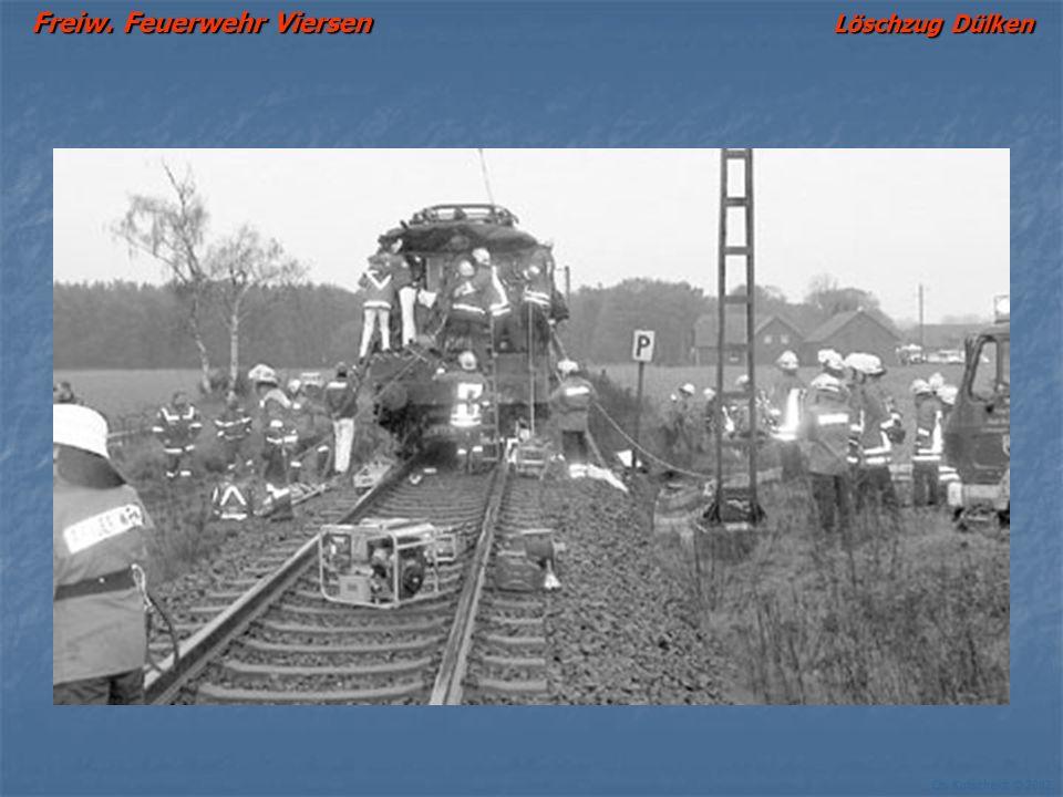 Freiw. Feuerwehr Viersen Löschzug Dülken Ch. Kutscheidt © 2002