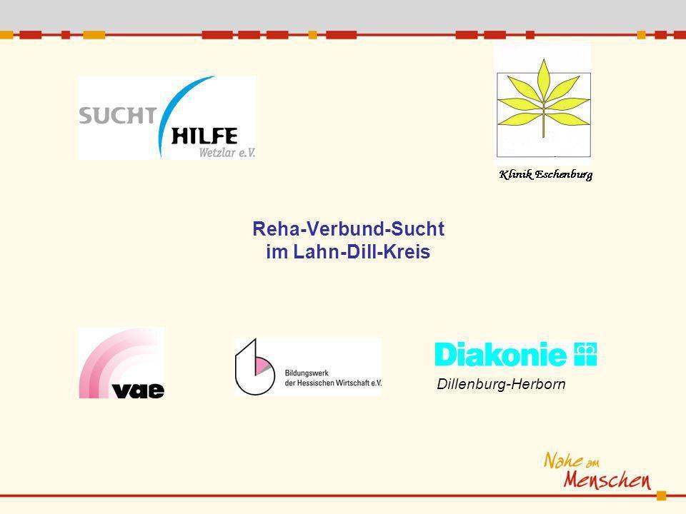 Reha-Verbund-Sucht im Lahn-Dill-Kreis Dillenburg-Herborn